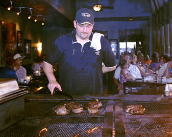 Charles Jennings, Back Porch Grill, Steaks, Steakhouse hot springs arkansas
